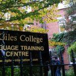 語学学校訪問ーSt Giles Highgate